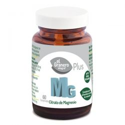 Mg 500 (magnesium citrate) - 60 comp