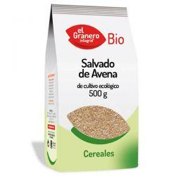 Salvado de avena bio - 500 g