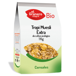 Tropi muesli extra bio - 1 kg [Granero]