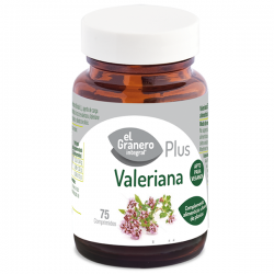 Valeriana - 75 Comprimidos [Granero]