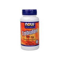 Tribulus 500 mg - 100 cápsulas