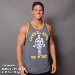 Camiseta tirantes muscle joe contrast athlete