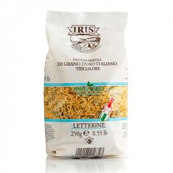 Sopa de Letras Tricolor - 250g [Iris Bio]