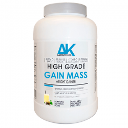 Gain Mass - 2.5 kg [AK Laboratories]