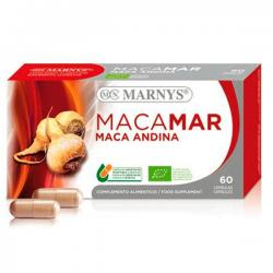 Macamar (Maca Andina )- 60 Cápsulas [Marnys]