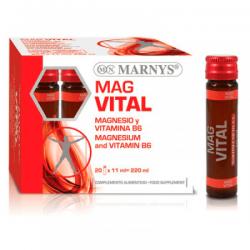 Mag Vital - 20 Viales [Marnys]