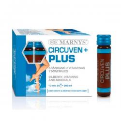 Circuven Plus - 20 Viales [Marnys]