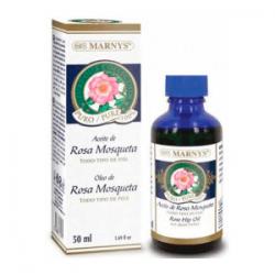 Rose hip oil (sin spray) - 50ml
