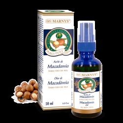 Aceite de Macadamia - 50ml [Marnys]