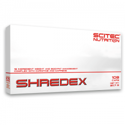 Shredex - 108 Cápsulas