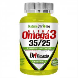 Ultra Omega 3 35/25 - 100 softgels [Beverly]