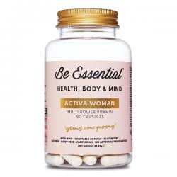 Activa Woman - 90 cápsulas [Be Essential]