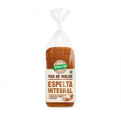 Pan de Molde de Espelta Integral - 400g [Biocop]