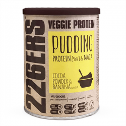Veggie Protein Pudding - 350g [226ERS]