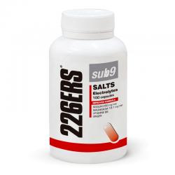 Sub9 Salts Electrolytes - 100 cápsulas [226ERS]
