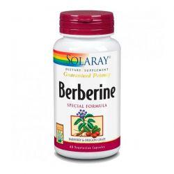 Berberine - 60 Cápsulas Vegetales [Solaray]