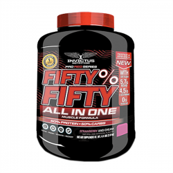 Fifty Fifty All in One - 2kg [Invictus Nutrition]