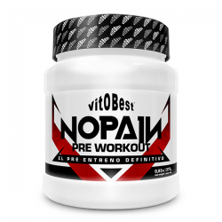 NoPain Pre Workout - 375g [VitoBest]