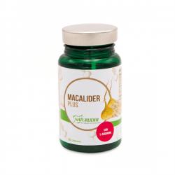 Macalider Plus - 60 cápsulas [Naturlider]