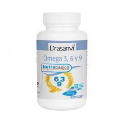 Omega 3-6-9 - 24 softgels