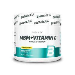 MSM + Vitamina C - 150g