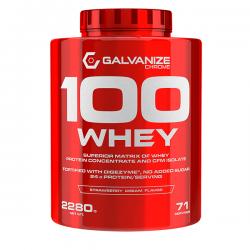 100% Whey - 2280g