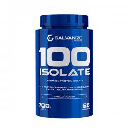 100% Isolate - 700g [Galvanize Chrome]