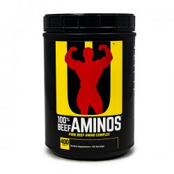 100% Beef Aminos - 400 comprimidos