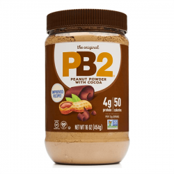 PB2 Cacahuete en Polvo con Cacao - 454g [Bell Plantation]