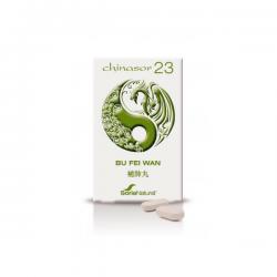 Chinasor 23 Bu Fei Wan - 30 Tabletas [Soria Natural]