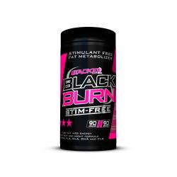 Black Burn Stim-Free - 90 Cápsulas [Stacker2]