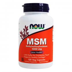 MSM 1000 mg - 120 caps
