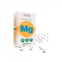Magnesio - 30 Tabletas [Soria Natural]