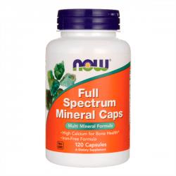 Full Spectrum Minerals - 120 Cápsulas