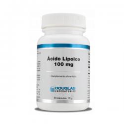 Ácido Lipoico 100mg - 60 Cápsulas [Douglas]