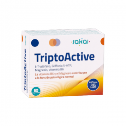 Triptoactive - 60 Tabletas [Sakai]