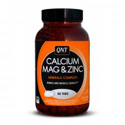 Calcio Magnesio y Zinc - 60 Tabletas