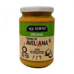 Crema de Avellanas Ecológica - 350g