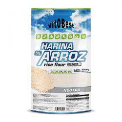 Harina de Arroz - 1 Kg