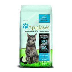 Cat Dry Adulto Pescado y Salmon 6kg