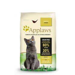 Cat Dry Senior Pollo 7.5kg