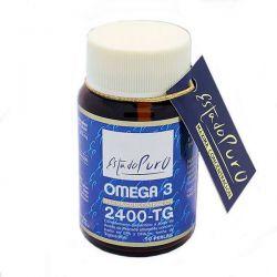 Estado Puro Omega 3 2400-TG - 90 Softgels