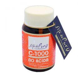 Estado Puro Vitamina C-1000 No Ácida - 100 Tabletas