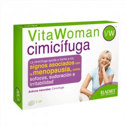 Vita Woman Cimicífuga - 60 Tabletas [Eladiet]