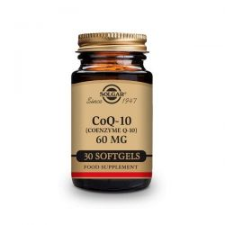 Coq-10 60mg - 30 softgels