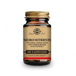 Neuro-Nutrientes - 60 Cápsulas [Solgar]