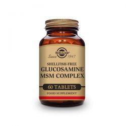 Glucosamina MSM Complex - 60 Tabletas [Solgar]