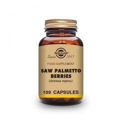 Saw palmetto berries - 100 capsules