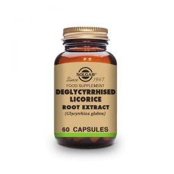 Regaliz Deglycyrrhised - 60 Cápsulas [Solgar]