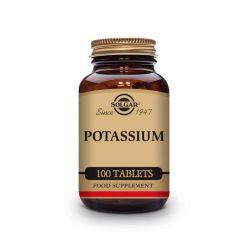 Potasio - 100 Tabletas [Solgar]